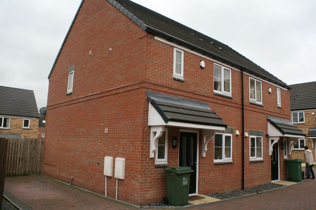 Thumbnail Semi-detached house to rent in Yarrow Drive, Stockton-On-Tees