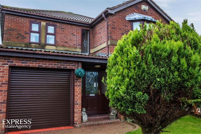 Thumbnail Detached House For Sale In The Hollow Ashington Northumberland