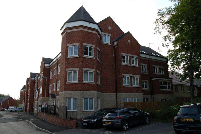 Thumbnail Flat to rent in Castle Court Loansdene Wood, Morpeth