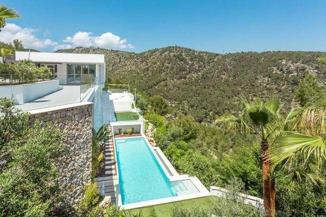 Thumbnail Villa for sale in Villa With Panoramic Views, Costa D'en Blanes, Mallorca, Balearic Islands, Spain
