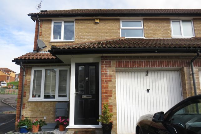 Thumbnail 3 bed property to rent in Bracklesham Close, Southampton