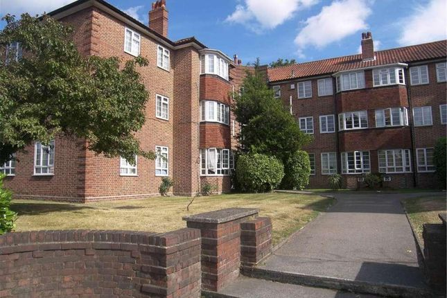 Thumbnail Flat for sale in Harcourt Lodge, Croydon Road, Wallington, Surrey