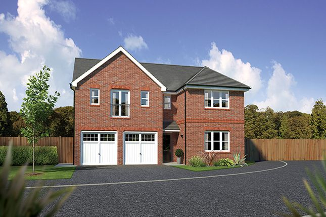 "Thumbnail Detached house for sale in ""Kingsmoor"" At Bolton Road, Adlington, Chorley PR6, Adlington,"