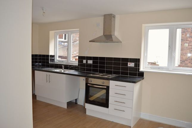 Thumbnail Flat to rent in West Castle Street, Bridgnorth