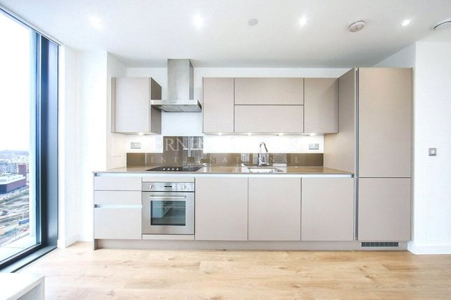 2 bed flat for sale in Stratosphere Tower, 55 Great Eastern Road, Stratford E15
