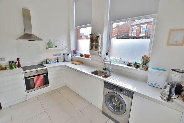 Kitchen of The Church Inn, Church Road, Northenden M22