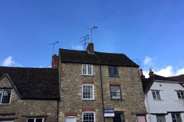 Thumbnail Town house for sale in St. Johns Street, Malmesbury