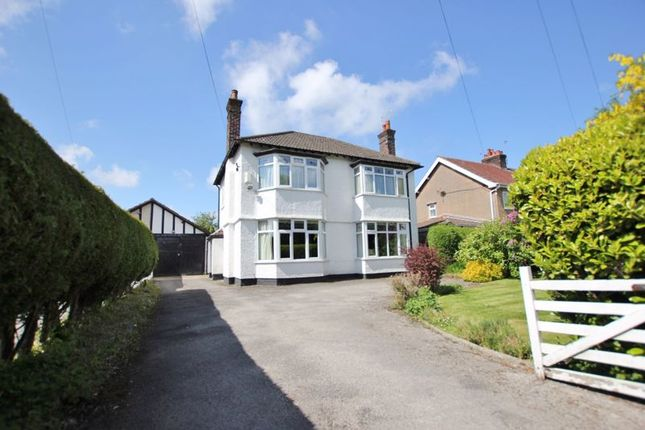 Thumbnail Detached house for sale in Private Drive, Barnston, Wirral