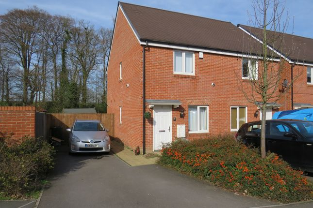 Thumbnail Semi-detached house for sale in Old Saw Mill Place, Amersham