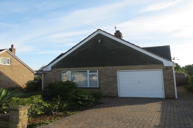 Thumbnail Bungalow to rent in Farside Road, West Ayton, Scarborough