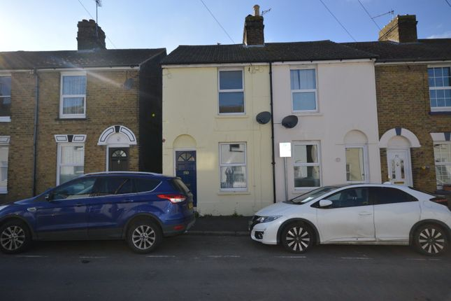 2 bed end terrace house for sale in St. Johns Road, Faversham ME13