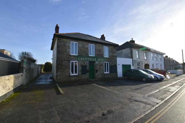 Thumbnail Land for sale in Fore Street, Troon, Camborne, Cornwall