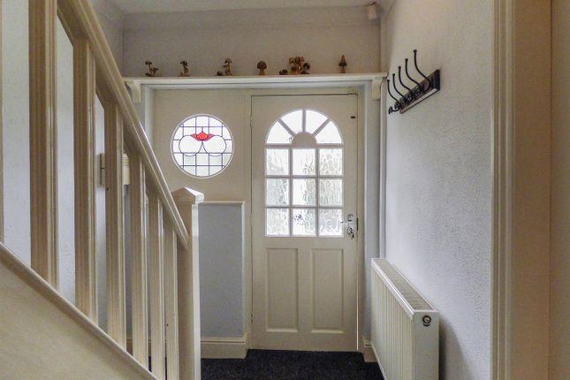 Hall  of Toton Lane, Stapleford, Nottingham NG9