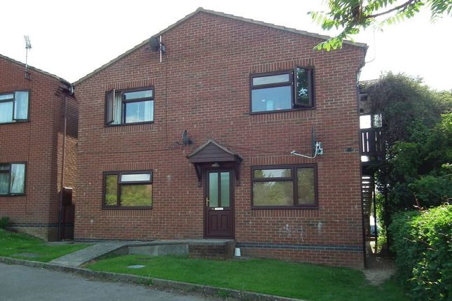Thumbnail Flat to rent in Ridley Court, Daventry