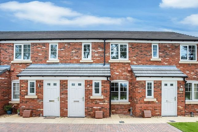 Front of Cotton Field Road, Holmes Chapel, Crewe CW4