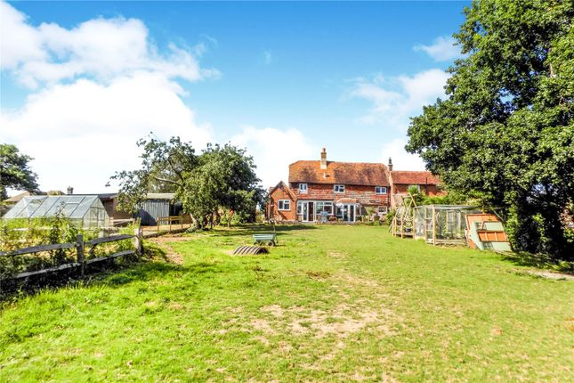 Thumbnail Semi-detached house for sale in Chalvington Road, Golden Cross, East Sussex