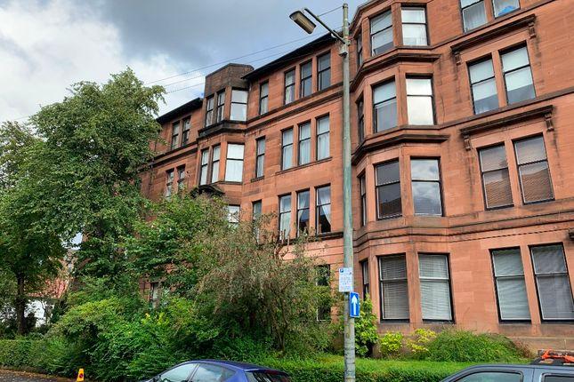 Thumbnail Flat to rent in Queensborough Gardens, Hyndland, Glasgow