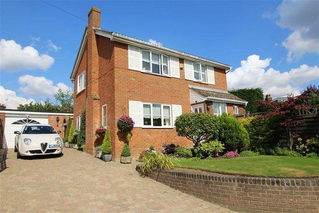 Thumbnail Detached house for sale in Coward's Lane, Codicote, Codicote Hitchin