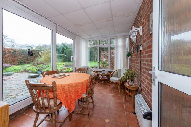 Conservatory of Valley Close, Studham, Bedfordshire LU6
