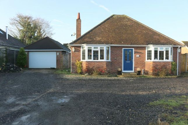 Thumbnail Bungalow for sale in Byfleet Avenue, Old Basing, Basingstoke