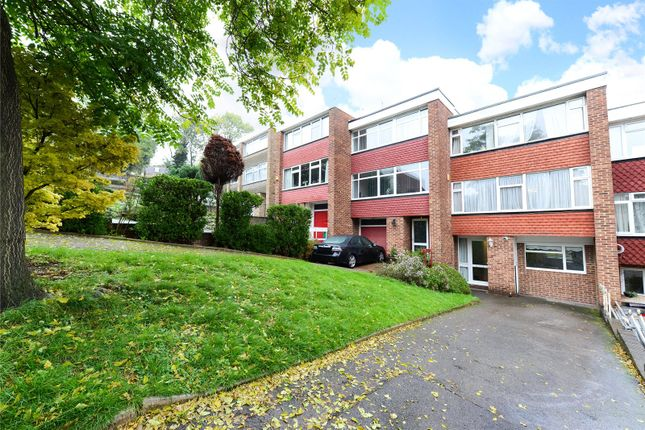 Thumbnail Terraced house for sale in White Lodge, London