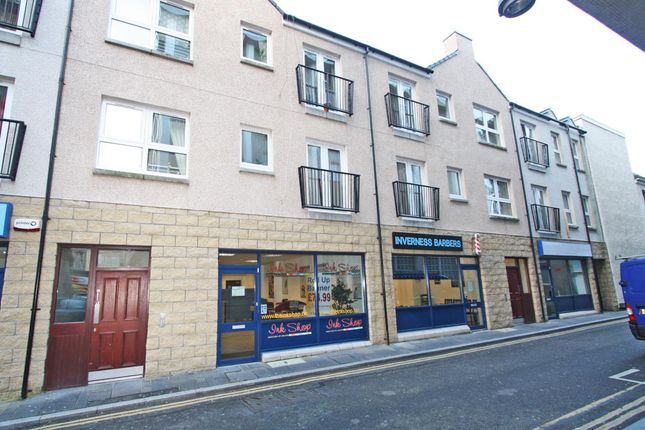 Thumbnail Flat to rent in Post Office Avenue, Inverness