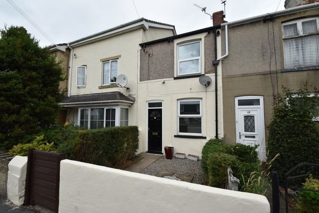 Thumbnail Terraced house to rent in Barley Hill Road, Garforth, Leeds