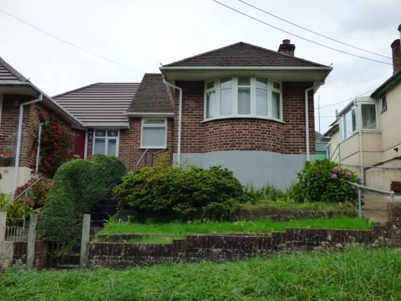 Thumbnail Bungalow for sale in Higher St Budeaux, Plymouth, Devon