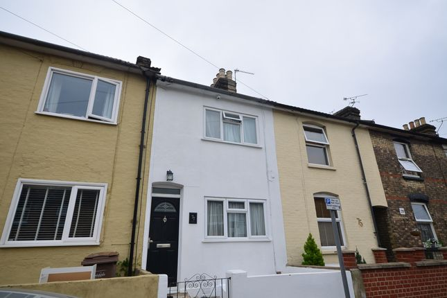 Thumbnail Terraced house to rent in King Street, Gillingham