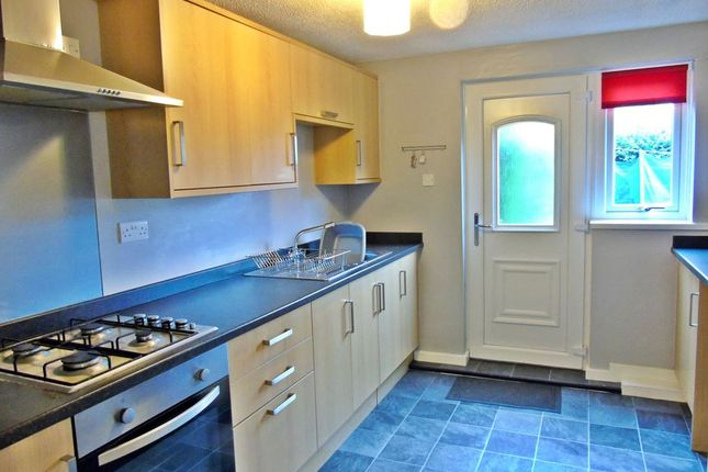 Thumbnail End terrace house to rent in Furness Close, Peterlee