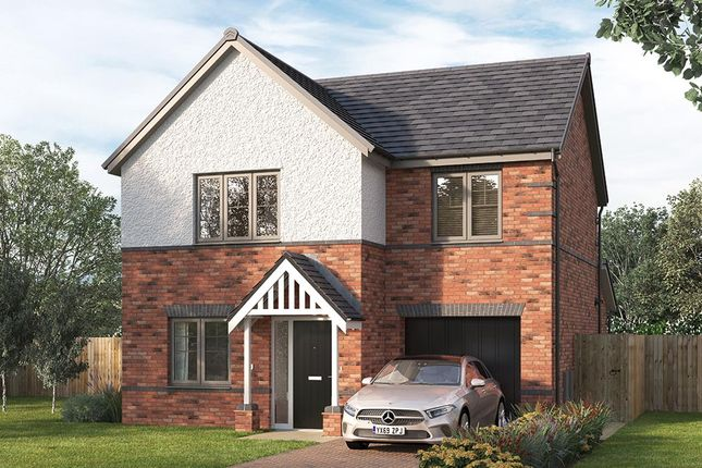"""Thumbnail Detached house for sale in """"The Melton"""" at Tom Blower Close, Wollaton, Nottingham"""