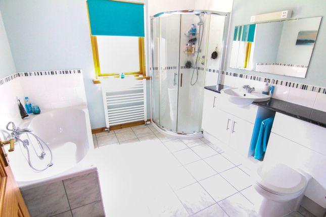 Family Bathroom of Balnatua, Culbokie IV7