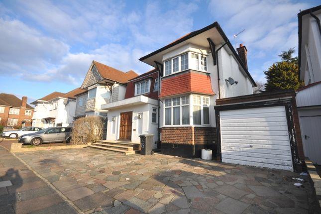 Thumbnail Detached house to rent in Alderton Crescent, London