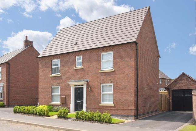"Thumbnail Detached house for sale in ""Hadley"" at Tranby Park, Jenny Brough Lane, Hessle"
