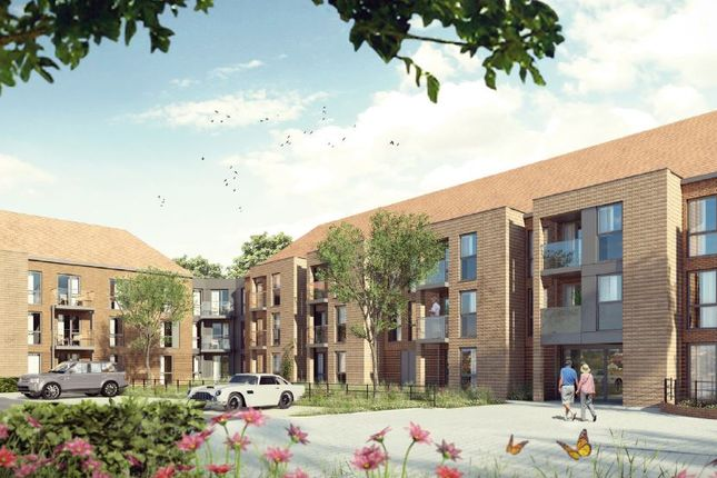 Thumbnail Flat for sale in Austen Place, Alton, Hampshire