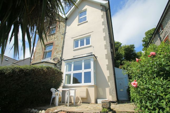 Thumbnail Semi-detached house to rent in 75 Gills Cliff Road, Ventnor, Isle Of Wight