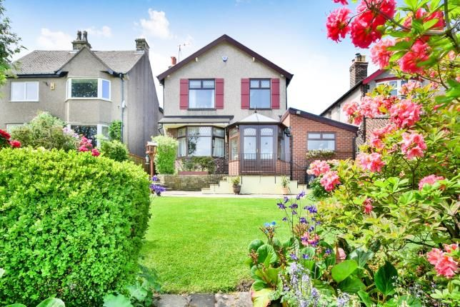 Thumbnail Detached house for sale in Jubilee Road, Chapel-En-Le-Frith, High Peak, Derbyshire