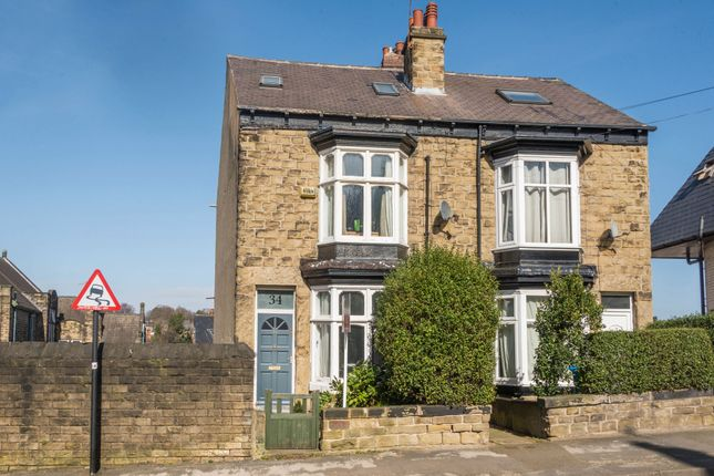 Thumbnail Semi-detached house for sale in Junction Road, Sheffield