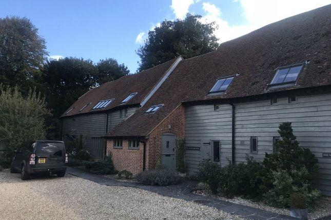 Thumbnail Barn conversion to rent in Church Road, Kings Somborne, Stockbridge