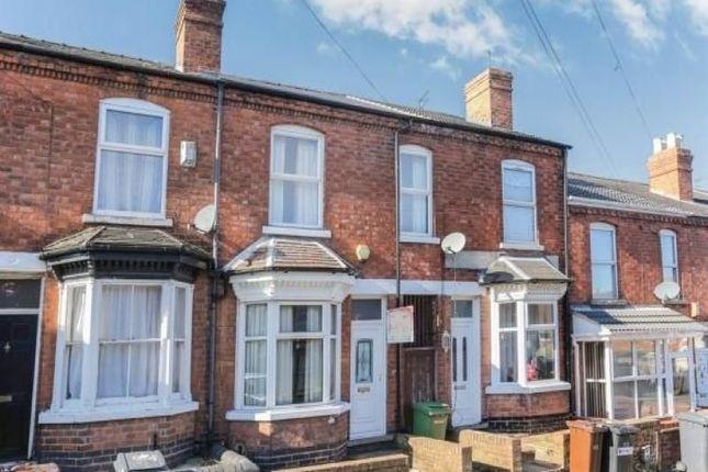 Thumbnail Property to rent in Cardiff Street, Wolverhampton