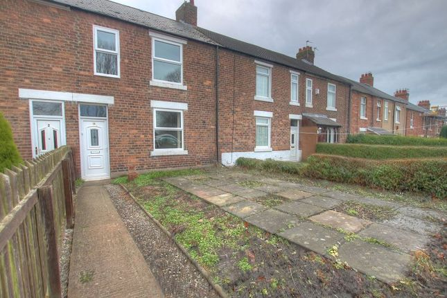 3 bed terraced house to rent in Hilda Terrace, Throckley, Newcastle Upon Tyne