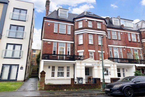 Thumbnail Flat to rent in Kenilworth Court, Bournemouth