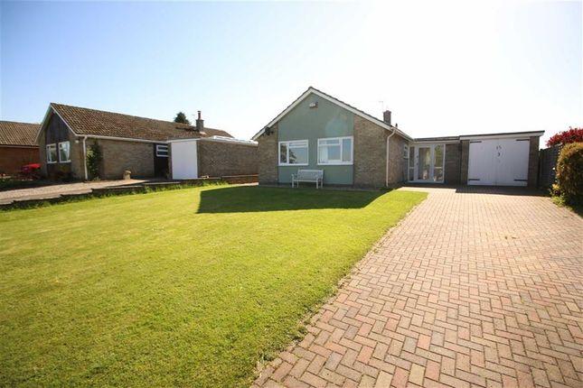 Thumbnail Detached bungalow for sale in St Johns Park, Aldbrough St John, Richmond