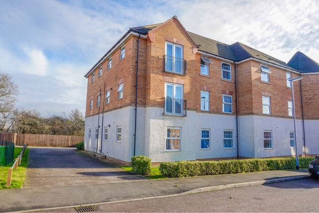 Thumbnail Flat for sale in Conyger Close, Corby