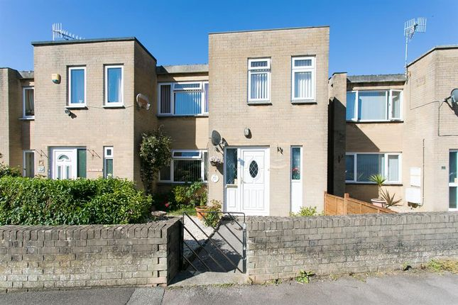 Thumbnail Semi-detached house for sale in Avon Road, Pill, Bristol