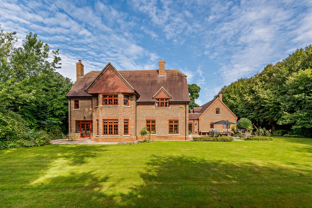 Thumbnail Detached house for sale in Hawleys Lane, Whitchurch, Aylesbury, Buckinghamshire