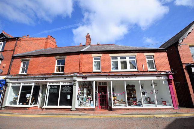 Thumbnail Flat for sale in Crane Street, Cefn Mawr, Wrexham