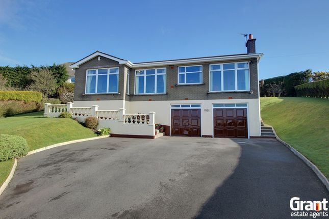 Thumbnail Detached bungalow for sale in Morstan Park, Newtownards