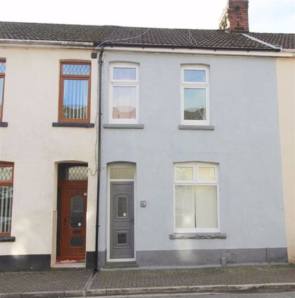 3 bed terraced house for sale in Landraw Road, Pontypridd CF37