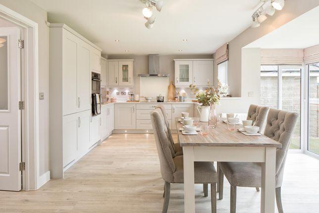 "Thumbnail Detached house for sale in ""Holden"" at Gimson Crescent, Tadpole Garden Village, Swindon"